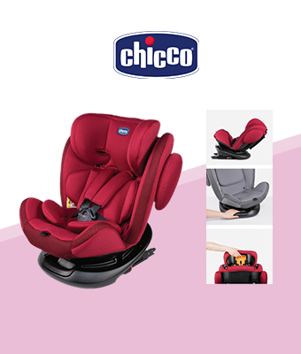 M.Chicco Car seat